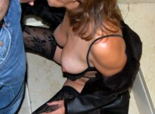 sylvie femme cougar suce miss fellation